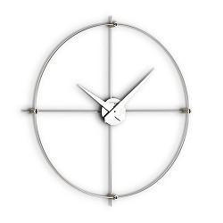 Design klok staal 60cm