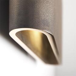 Design wandlamp Solo, brons  Jacco Maris