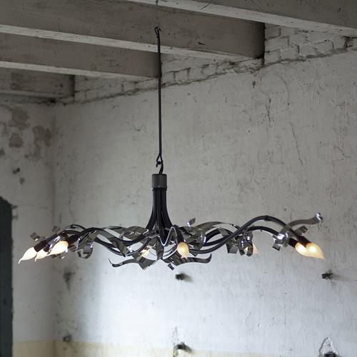 Design hanglamp Ruban Plie Jacco Maris