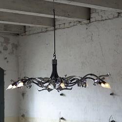 **Design hanglamp Ruban Plie Jacco Maris