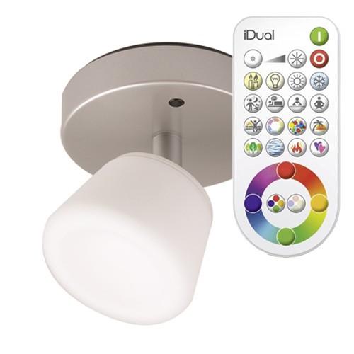 Moderne LED Plafondlamp met kleuren