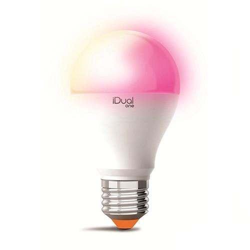 IDual One smart E27 LED lichtbron