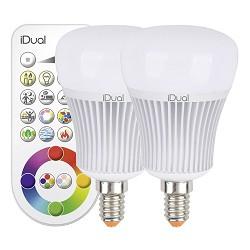 *Idual set lichtbron afstandsbediening