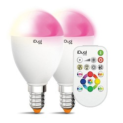 IDual One P45 E14 set LED
