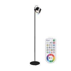*Jasmine vloerlamp IDual met kleuren