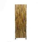 *Sfeervolle houten staande lamp 100 cm