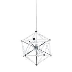 *Hanglamp design, acryl, Led