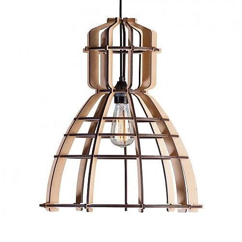 **Industriele hanglamp constructie frame