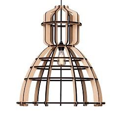 **Industrie hanglamp frame xl