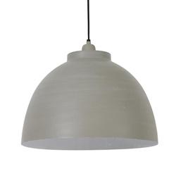 Light & Living hanglamp Kylie 45 cm grijs