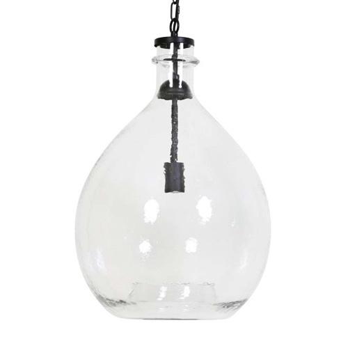 Gabi hanglamp glas eettafel, slaapkamer