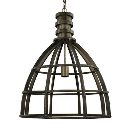 Metalen hanglamp Ivy Light & Living