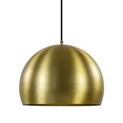 Hanglamp Jaicey matgoud light en living