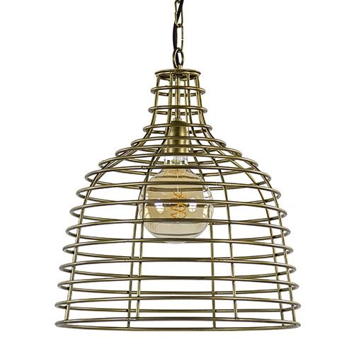 Light & Living hanglamp Jazz goud