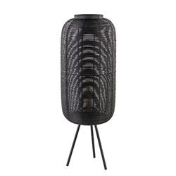 Tafellamp Tomek zwart draad 3-poot 70cm
