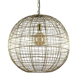 Light & Living hanglamp Mirana goud