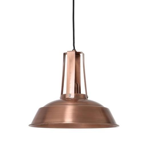 *Hanglamp Inez industrieel koper