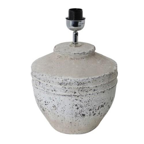 Voorkeur Grove betonnen tafellamp-voet Toba L&L | Straluma #HV04