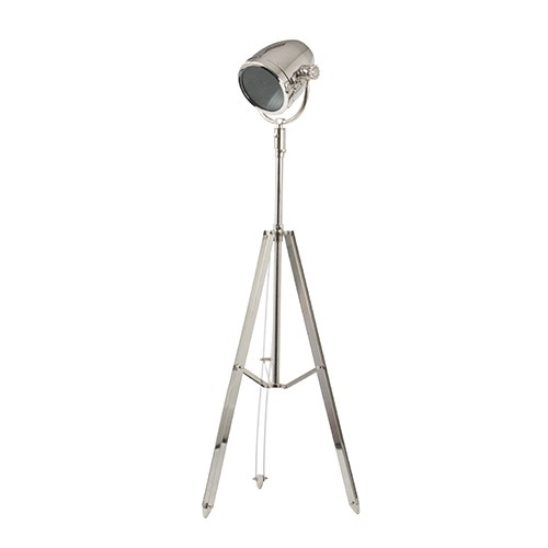 Light & Living Vloerlamp Taylor zilver