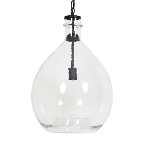 gabi hanglamp glas eettafel slaapkamer straluma