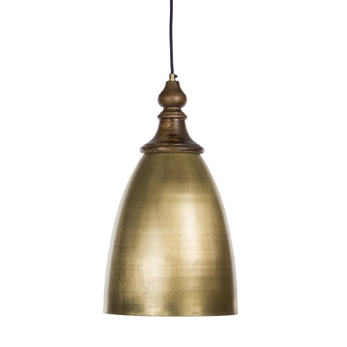 *Klassiek landelijke hanglamp Sanam