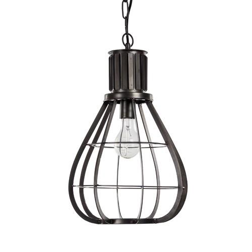 Metalen industriële hanglamp Imazy