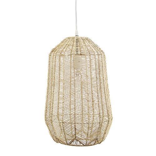 **Sfeervolle hanglamp hout Light Living