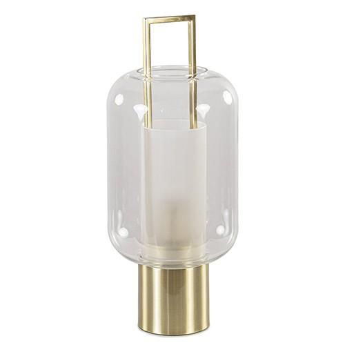 Klassiek moderne tafellamp Arturos brons