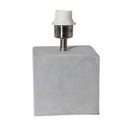**Lampenvoet Bonn beton grijs tafellamp