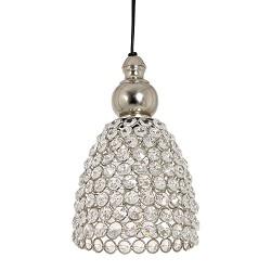 Romantische hanglamp Elene kristal