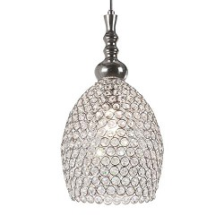 **Light & Living hanglamp Elza kristal