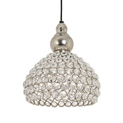 Light & Living hanglamp Eloise kristal