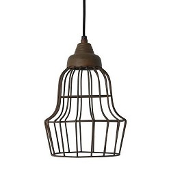 Light & Living Hanglamp Birke