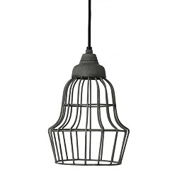 **Light & Living hanglamp Birke beton