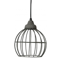 **Light & Living hanglamp Benthe beton