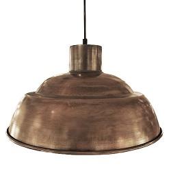*L&L hanglamp Tamara antiek brons