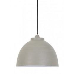 Eettafel hanglamp Kylie kleur klei 45 cm