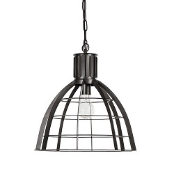 *Industriele hanglamp Imany keuken
