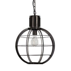 Industriele hanglamp Imaly woonkamer