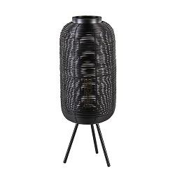 Zwarte draad tafellamp Tomek L&L