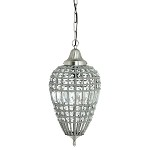 Light & Living hanglamp Charlene kristal