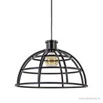 Light & Living hanglamp Irini zwart
