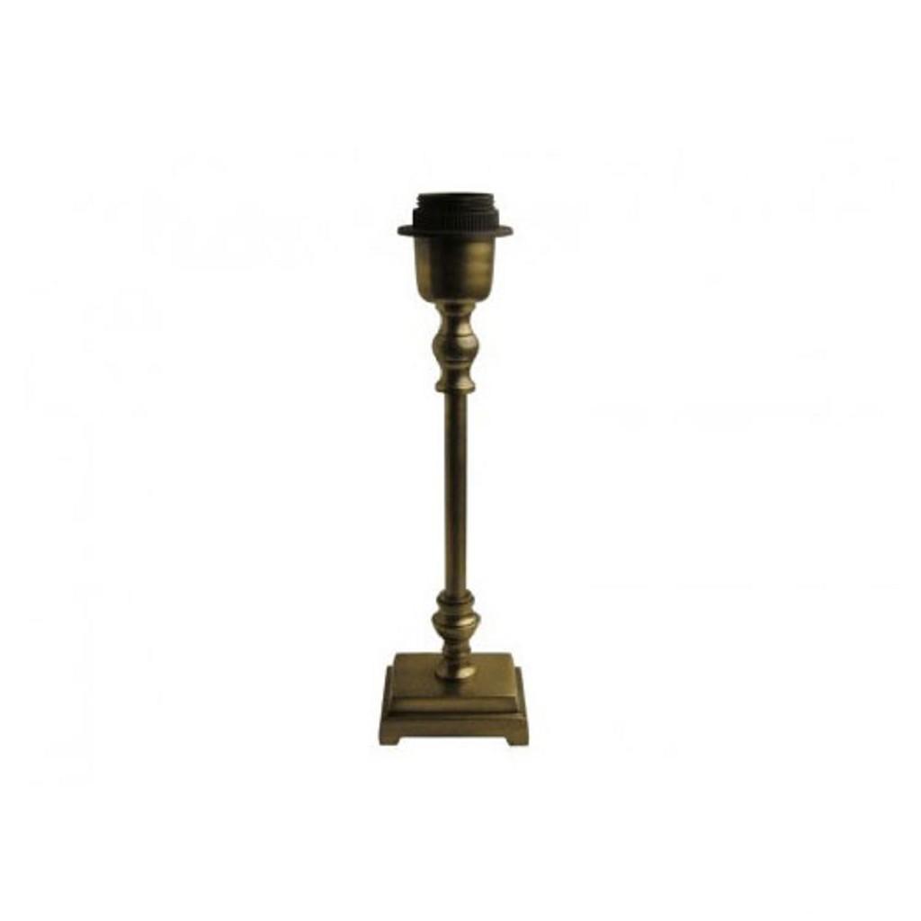 Klassieke tafellamp Madan excl. kap