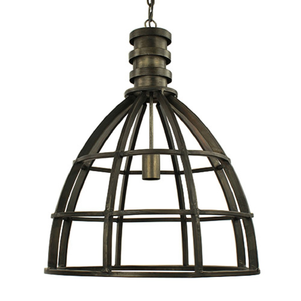 Metalen hanglamp Ivy Light & Living