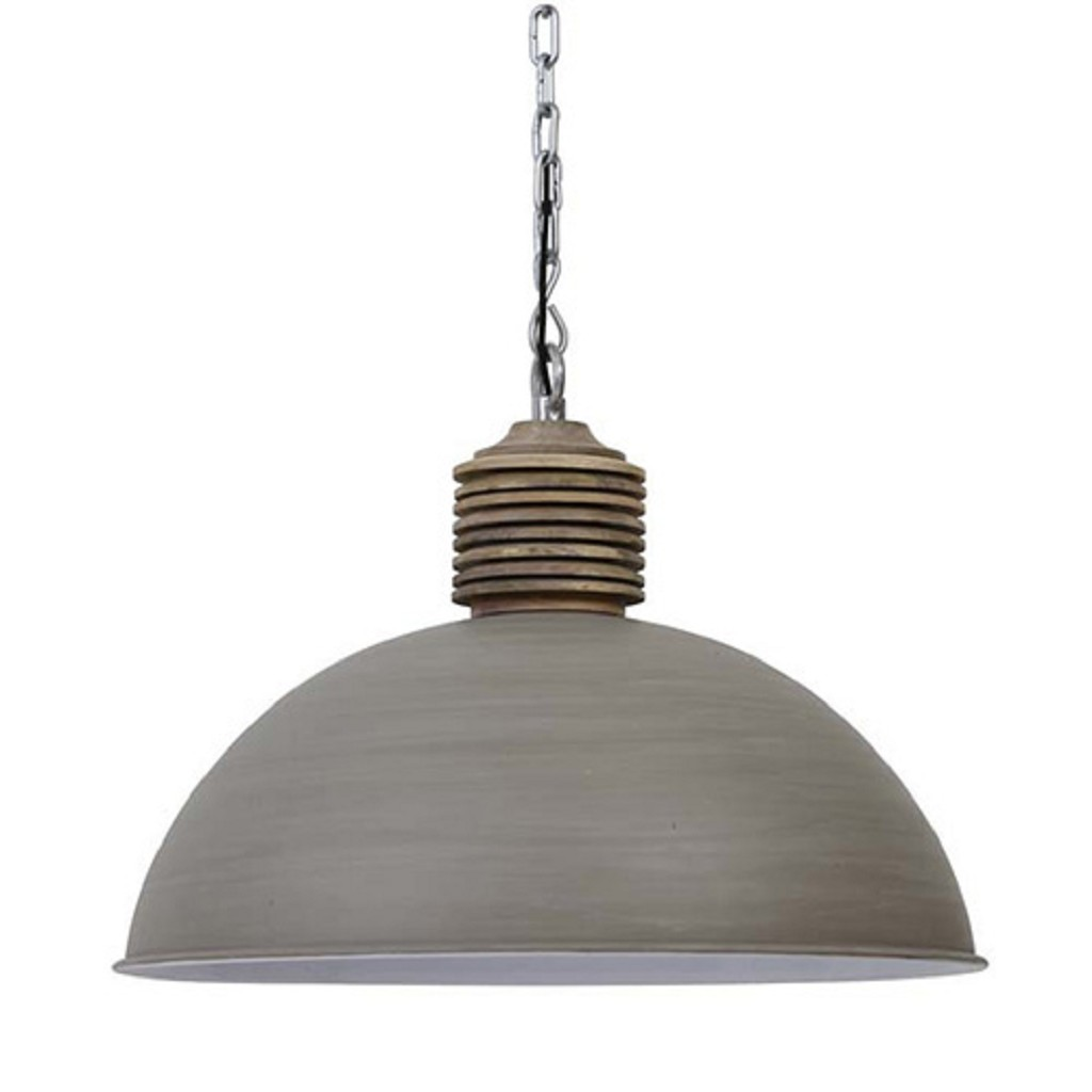 Betonlook hanglamp Avery Light & Living