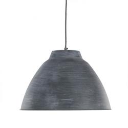 Enkele hanglamp industrie betonlook