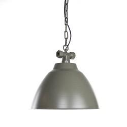 *Industriele hanglamp Clay keuken
