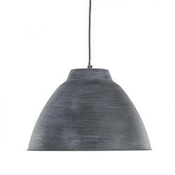 *Enkele hanglamp industrie betonlook