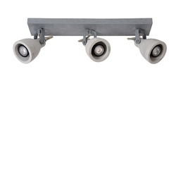LED plafondlamp-spot beton industrie