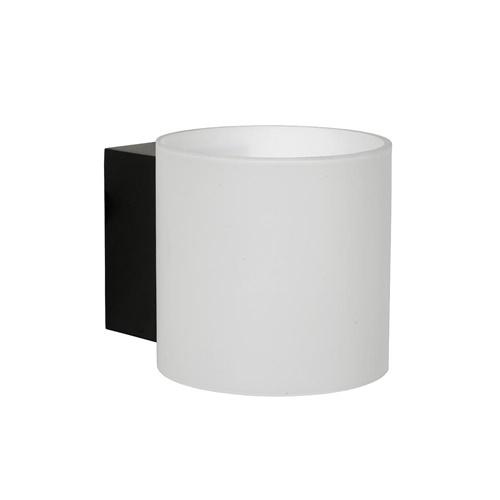 Retro wandlamp cilinder badkamer IP44